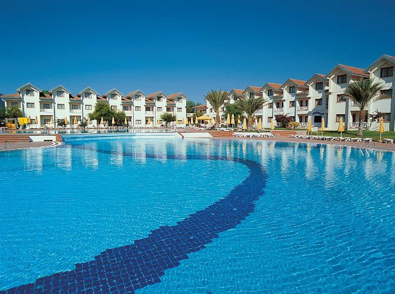 Ciprus - Észak-Ciprusi üdülés 2017. nyár Salamis Bay Conti Resort & Casino *****