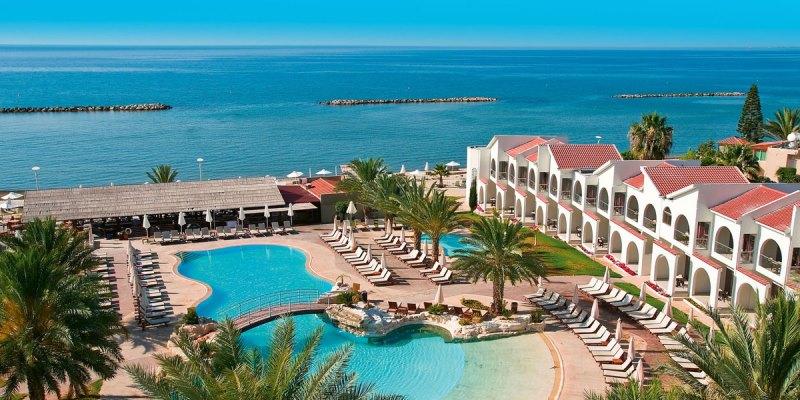 Ciprus - Dél-Ciprusi üdülés 2017 Princess Beach Hotel