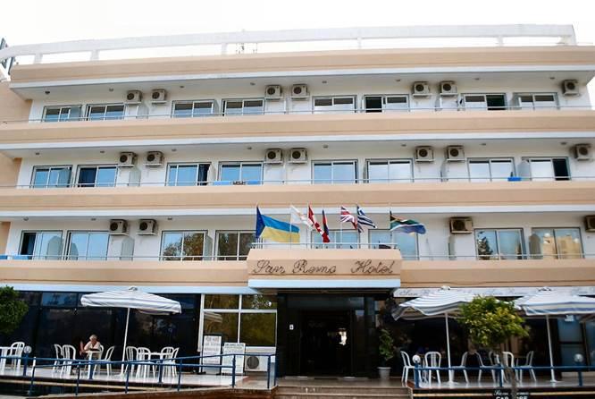 Ciprus - Dél-Ciprusi üdülés 2019. San Remo Hotel**