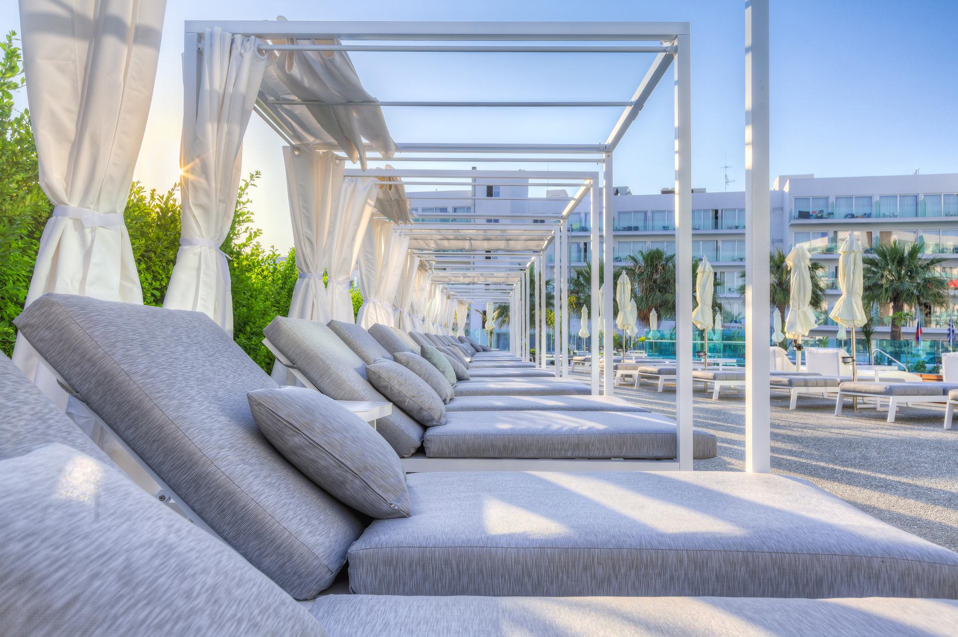 Ciprus - Dél-Ciprusi üdülés 2018 The Blue Ivy Hotel****