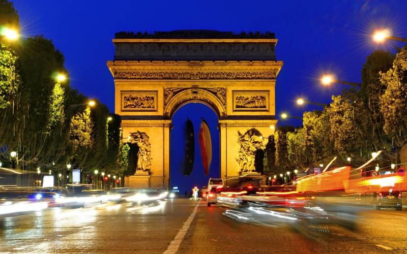Franciaország - Párizs városlátogatás Párizs, középkategórájú szálloda