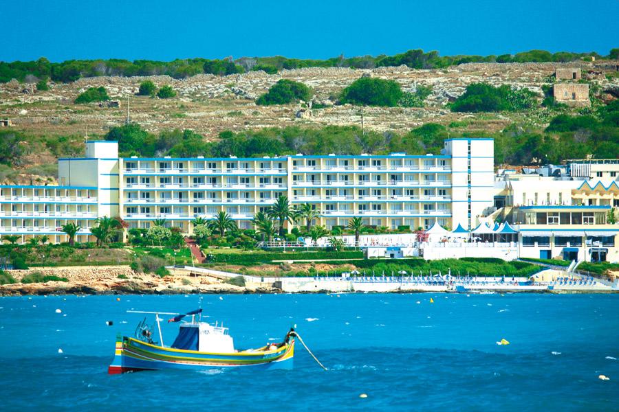 Málta - Máltai üdülés 2019. budapesti indulás Mellieha Bay Hotel****