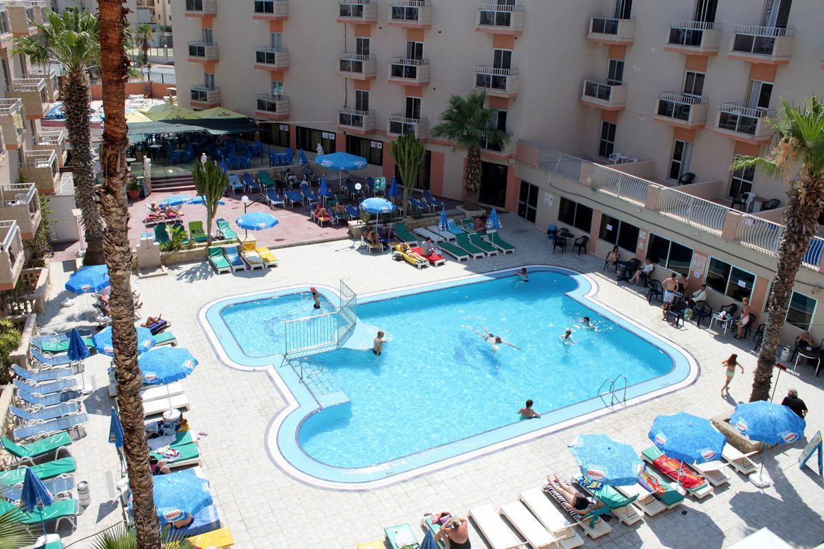 Málta - Máltai üdülés 2016-2017. San Pawl Hotel