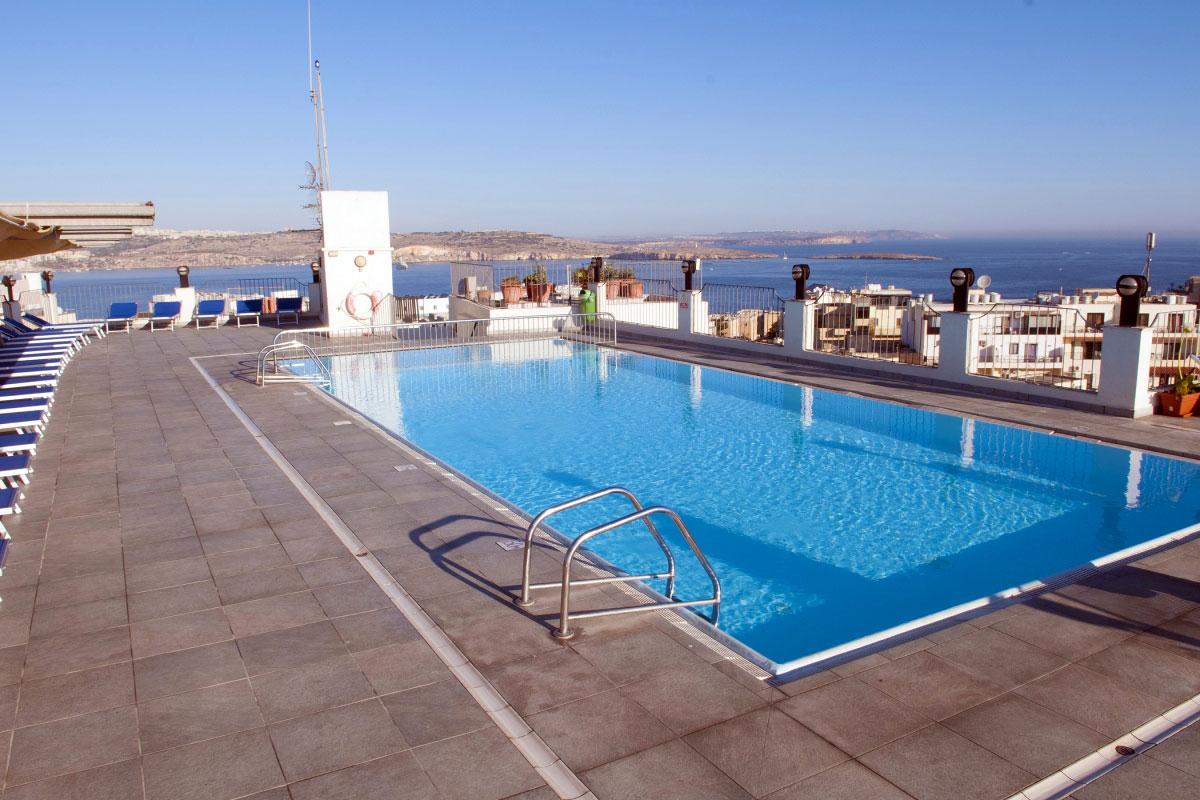 Málta - Máltai üdülés 2018.  Santana Hotel****