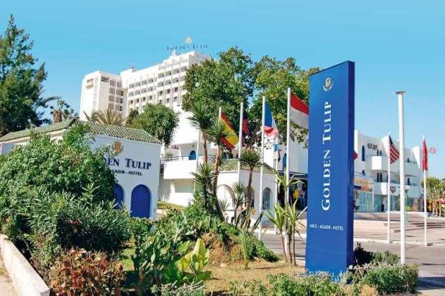 Marokkó - Agadiri üdülés 2018. Anezi Tower Hotel
