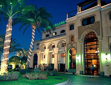 Marokkó - Agadiri üdülés 2017. Argana Hotel****