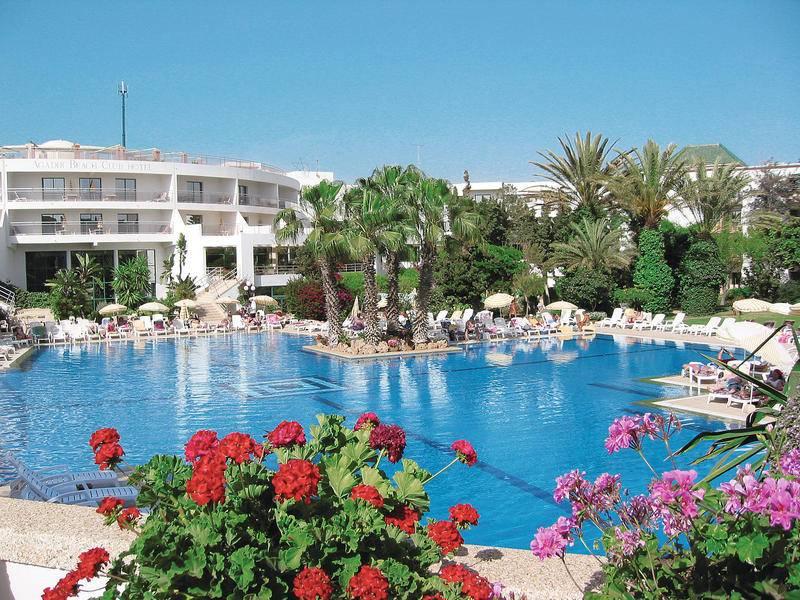 Marokkó - Agadiri üdülés 2018. LTI Agadir Beach Club Hotel