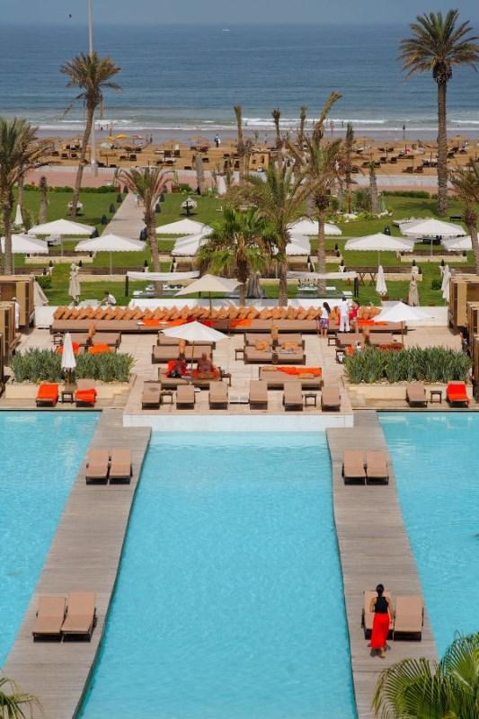 Marokkó - Agadiri üdülés 2018. Sofitel Agadir Royal Bay Resort