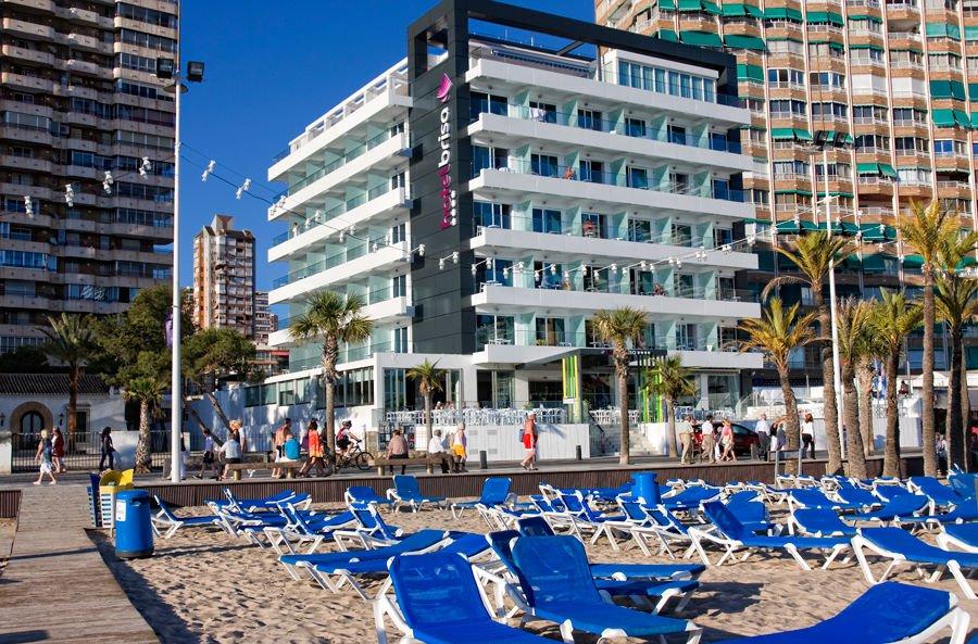 Spanyolország - Costa Blanca-i üdülés 2019. nyár Brisa Hotel