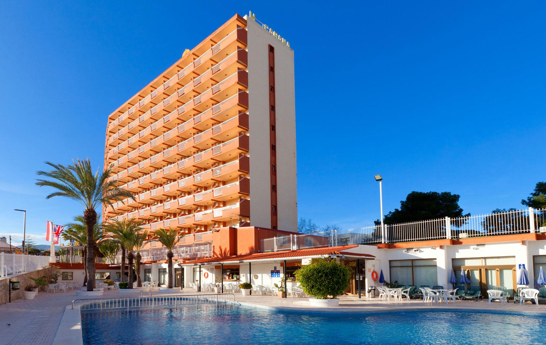 Spanyolország - Costa Blanca-i üdülés 2018. nyár Cabana Hotel