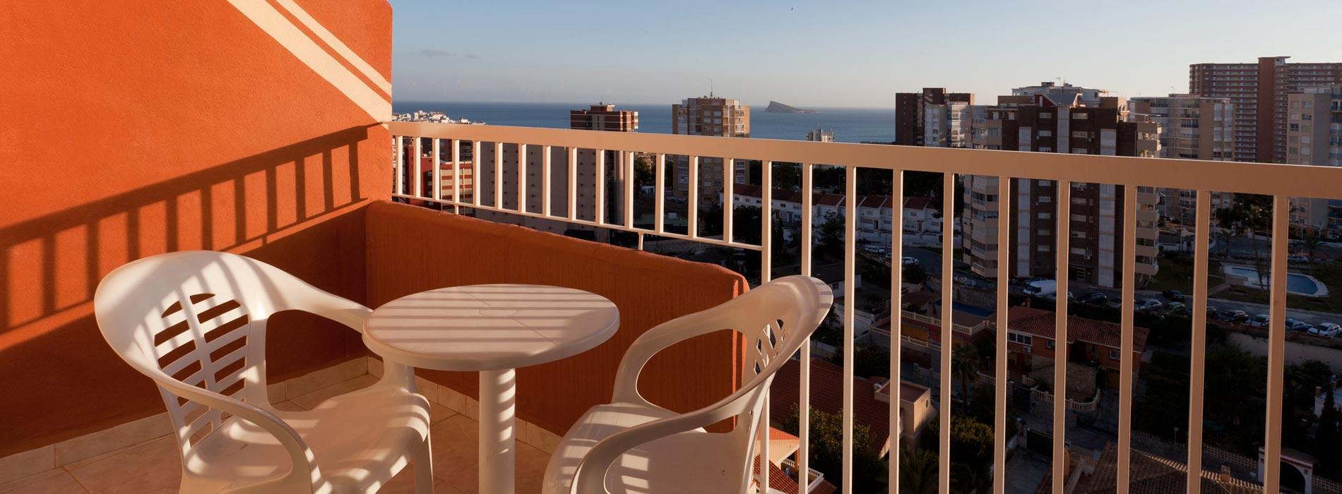 Spanyolország - Costa Blanca-i üdülés 2018. nyár Cabana Hotel***