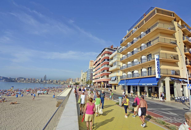 Spanyolország - Costa Blanca-i üdülés 2019. nyár Marconi Hotel