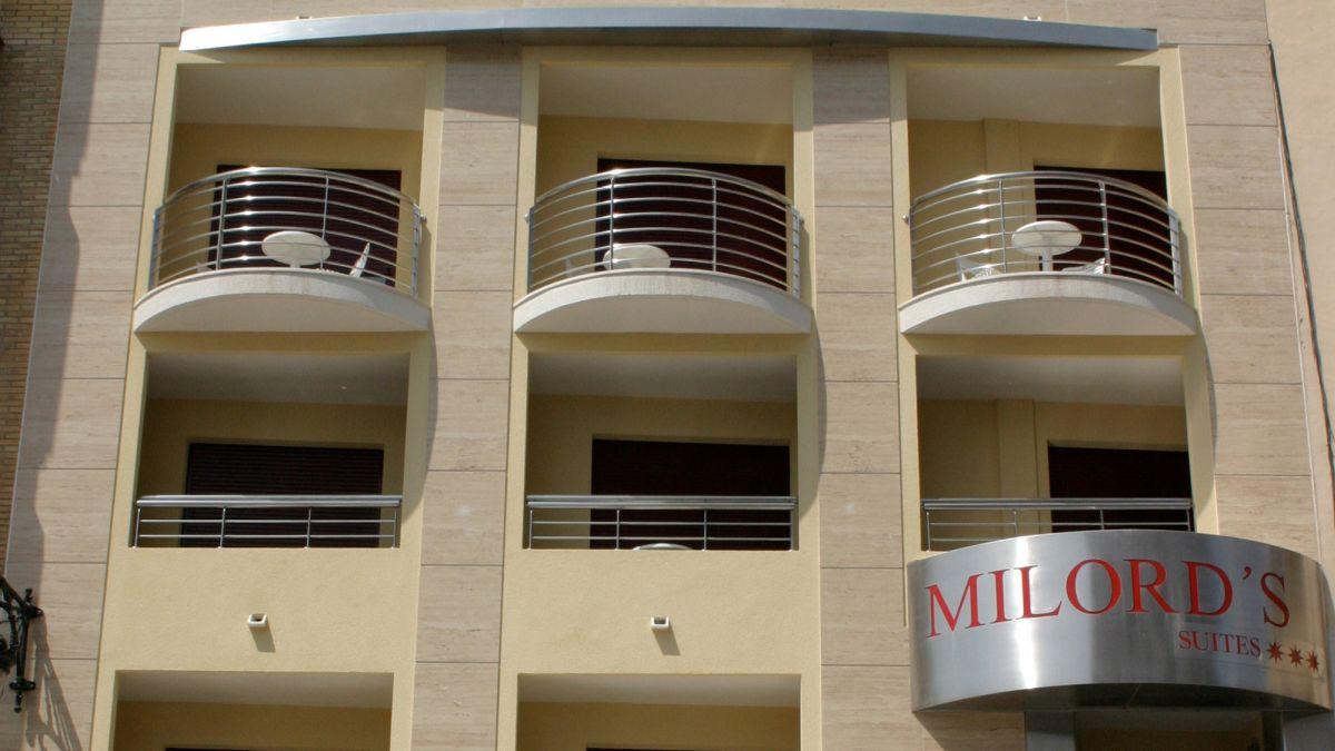 Spanyolország - Costa Blanca-i üdülés 2019. nyár Milords Suites Apartman