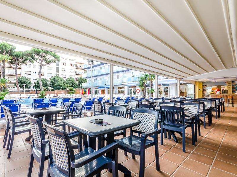 Spanyolország - Costa Brava-i üdülés 2019. nyár Mar Blau***