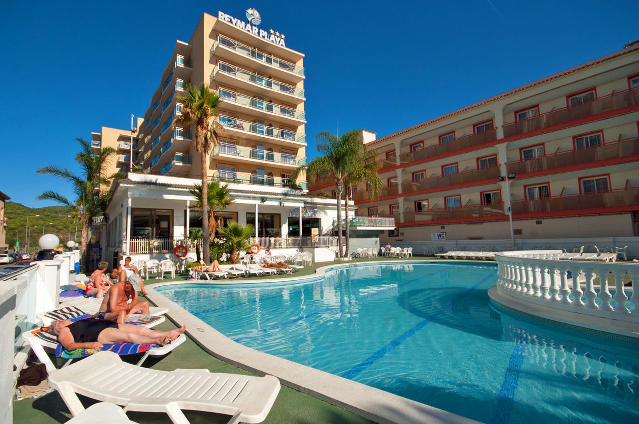 Spanyolország - Costa Brava-i üdülés 2019. nyár Reymar Playa Hotel