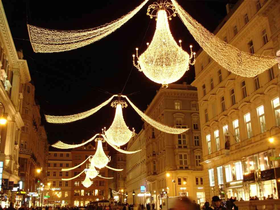 Ausztria - Advent Bécsben Bécs, Szállás nélkül
