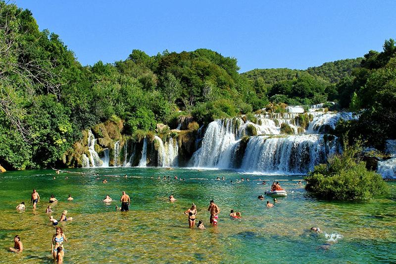 Horvátország - Vodice és Krka nemzeti park Vodice, Stúdiók vagy Apartmanok