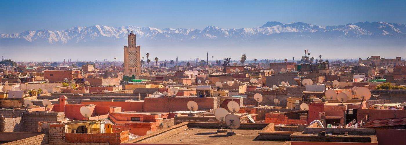Marokkó - Királyi városok körutazás 2018. Marokkói szállodák 3 vagy 4 csillagos hotelek