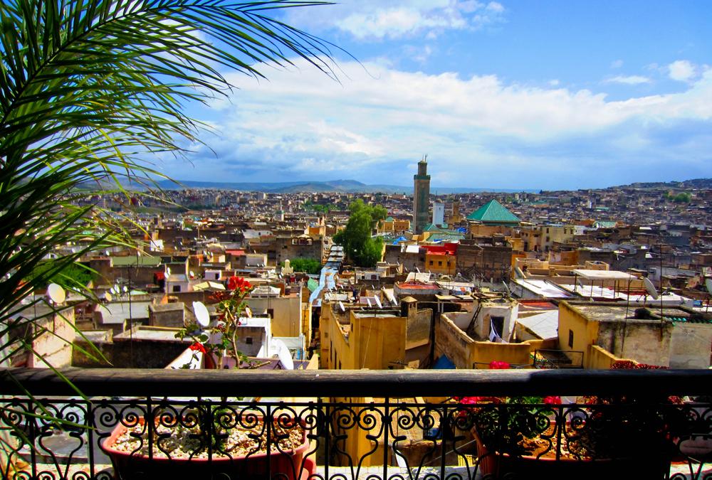 Marokkó gazdagon körutazás 2014 ősz Omega Hotel,Marokkói. szállodák