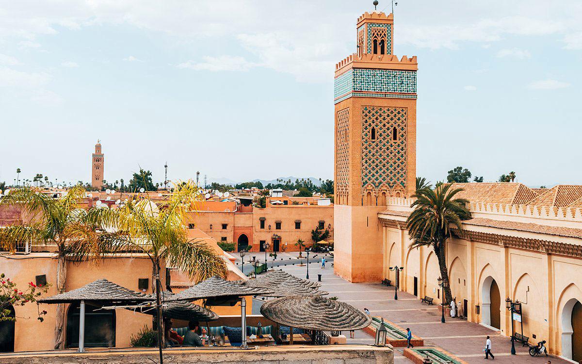 Marokkó - Királyi városok körutazás 2019.  Marokkói szállodák 3 vagy 4*-os hotelek