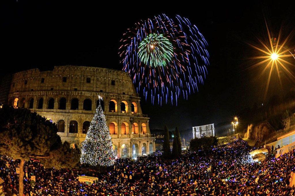 Olaszország - Szilveszter Rómában Marc Aurelio Hotel***