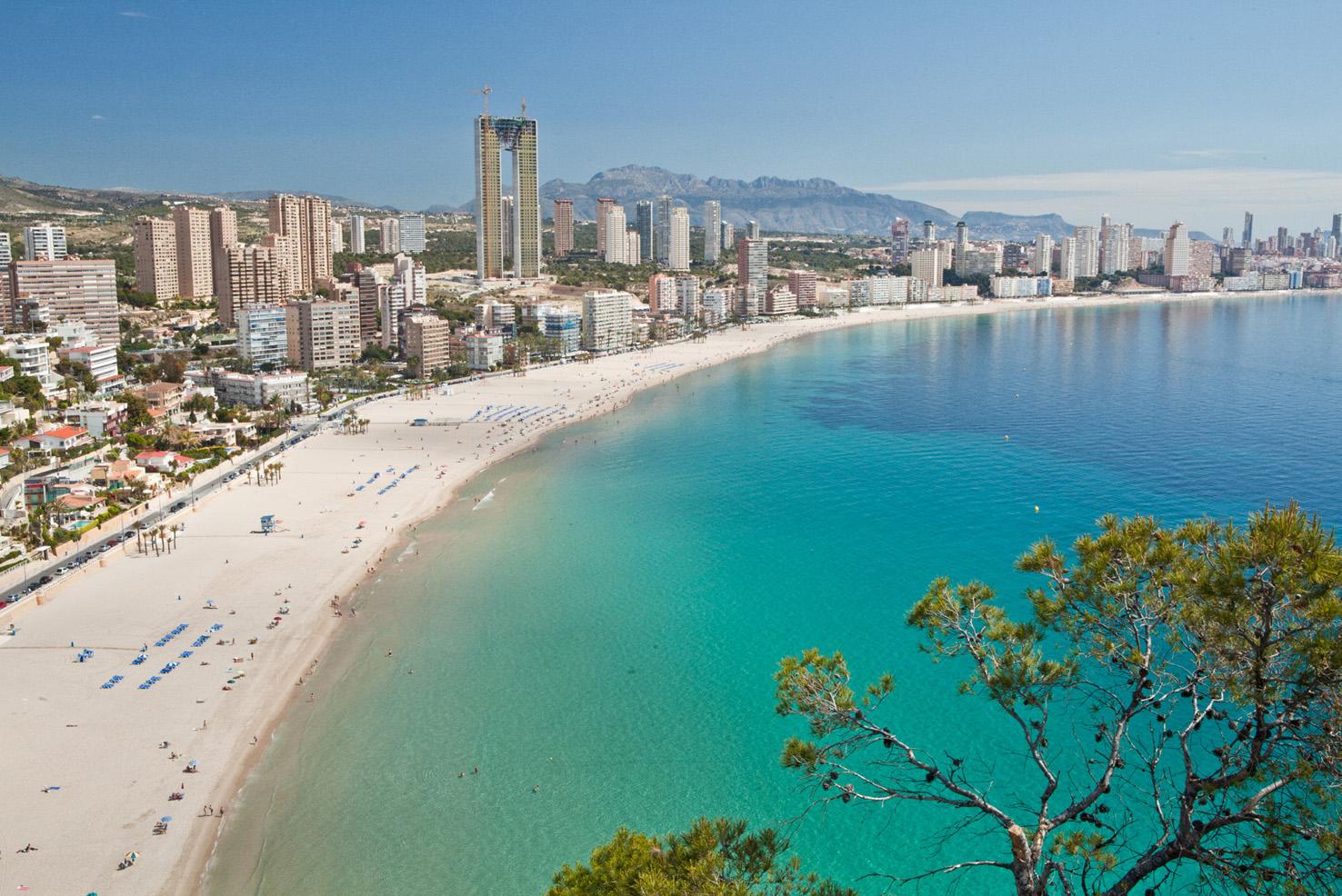 Погода в мае июне в аликанте испания недвижимость