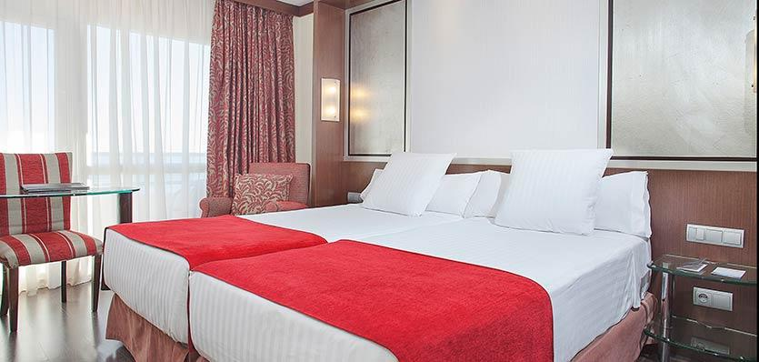 Испания аликанте отель мелиа аликанте шопинг
