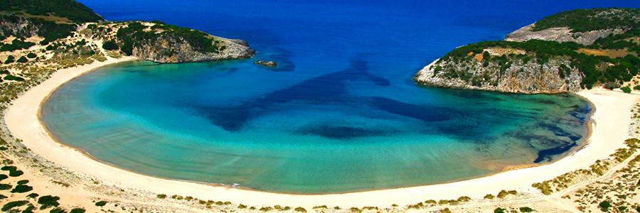 Tropical Island Beach Ambience Sound: Görögország Látnivalói